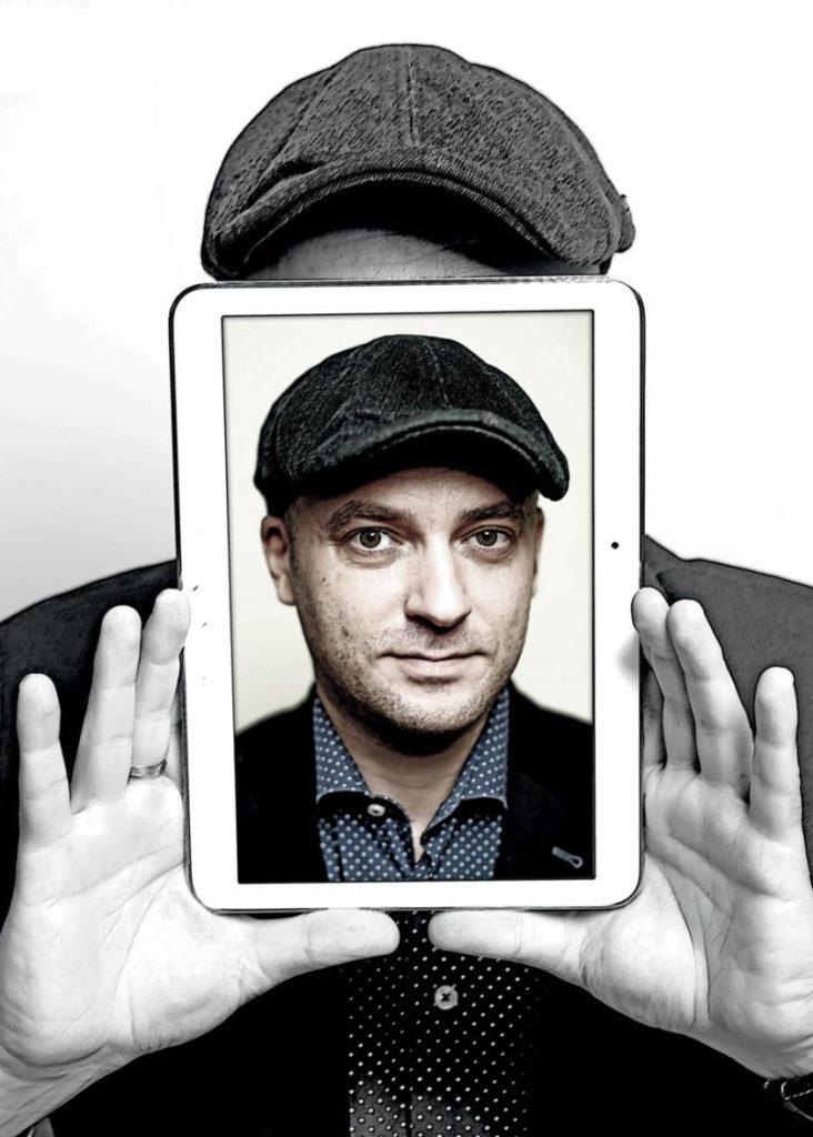 Tomasz Szlendak – współpomysłodawca projektu